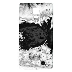 Abstraction Galaxy Note 4 Back Case