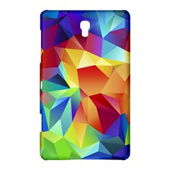 Triangles Space Rainbow Color Samsung Galaxy Tab S (8.4 ) Hardshell Case