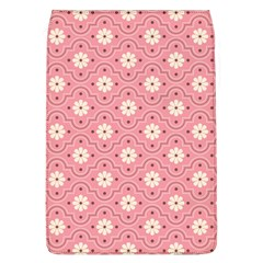 Sunflower Star White Pink Chevron Wave Polka Flap Covers (L)