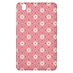 Sunflower Star White Pink Chevron Wave Polka Samsung Galaxy Tab Pro 8.4 Hardshell Case