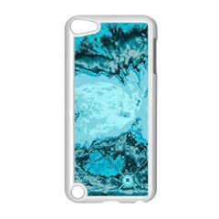 Abstraction Apple iPod Touch 5 Case (White)