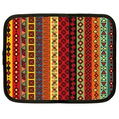 Tribal Grace Colorful Netbook Case (XXL)
