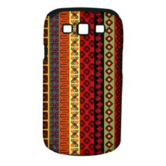 Tribal Grace Colorful Samsung Galaxy S III Classic Hardshell Case (PC+Silicone)