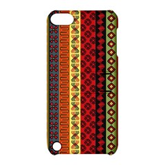Tribal Grace Colorful Apple iPod Touch 5 Hardshell Case with Stand