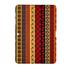 Tribal Grace Colorful Samsung Galaxy Tab 2 (10.1 ) P5100 Hardshell Case
