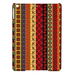 Tribal Grace Colorful iPad Air Hardshell Cases