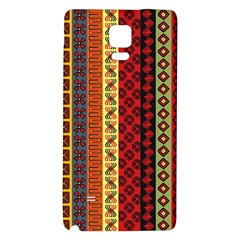 Tribal Grace Colorful Galaxy Note 4 Back Case