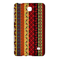 Tribal Grace Colorful Samsung Galaxy Tab 4 (7 ) Hardshell Case