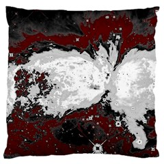 Abstraction Large Cushion Case (One Side)