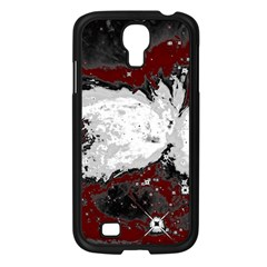 Abstraction Samsung Galaxy S4 I9500/ I9505 Case (black)