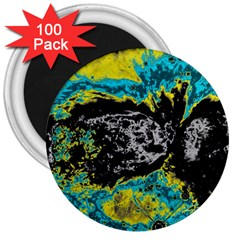 Abstraction 3  Magnets (100 pack)