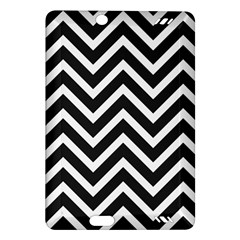 Zigzag pattern Amazon Kindle Fire HD (2013) Hardshell Case