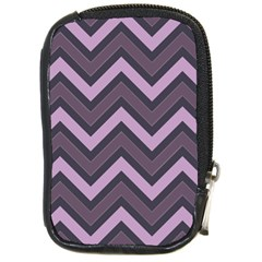 Zigzag pattern Compact Camera Cases