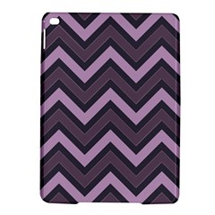 Zigzag pattern iPad Air 2 Hardshell Cases