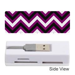 Zigzag pattern Memory Card Reader (Stick)