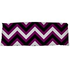 Zigzag pattern Body Pillow Case (Dakimakura)