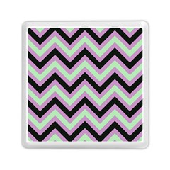 Zigzag pattern Memory Card Reader (Square)