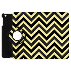 Zigzag pattern Apple iPad Mini Flip 360 Case