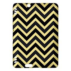 Zigzag pattern Kindle Fire HDX Hardshell Case