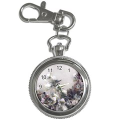 Watercolour Key Chain Watches