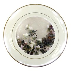 Watercolour Porcelain Plates