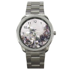 Watercolour Sport Metal Watch