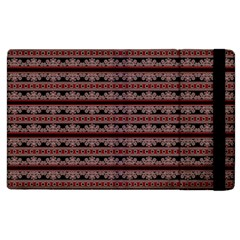 Pattern Apple iPad 2 Flip Case
