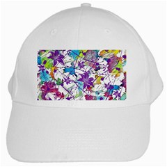 Lilac Lillys White Cap