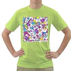 Lilac Lillys Green T-Shirt