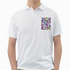 Lilac Lillys Golf Shirts