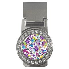 Lilac Lillys Money Clips (CZ)