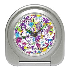 Lilac Lillys Travel Alarm Clocks