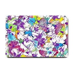 Lilac Lillys Small Doormat