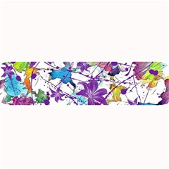 Lilac Lillys Large Bar Mats