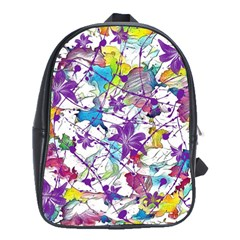 Lilac Lillys School Bags(Large)