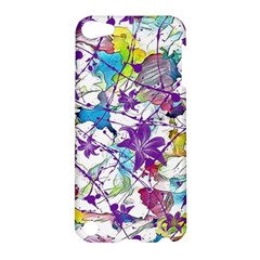Lilac Lillys Apple Ipod Touch 5 Hardshell Case