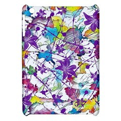 Lilac Lillys Apple iPad Mini Hardshell Case