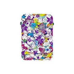 Lilac Lillys Apple iPad Mini Protective Soft Cases