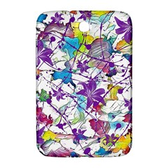 Lilac Lillys Samsung Galaxy Note 8.0 N5100 Hardshell Case