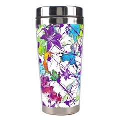 Lilac Lillys Stainless Steel Travel Tumblers
