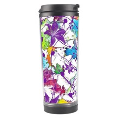 Lilac Lillys Travel Tumbler