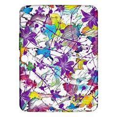 Lilac Lillys Samsung Galaxy Tab 3 (10.1 ) P5200 Hardshell Case