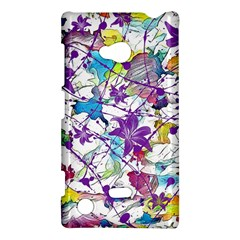 Lilac Lillys Nokia Lumia 720