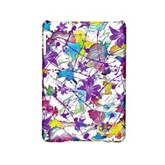 Lilac Lillys iPad Mini 2 Hardshell Cases