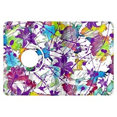 Lilac Lillys Kindle Fire HDX Flip 360 Case