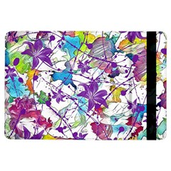 Lilac Lillys Ipad Air Flip