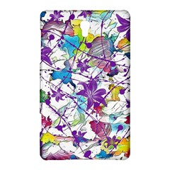 Lilac Lillys Samsung Galaxy Tab S (8.4 ) Hardshell Case