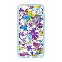 Lilac Lillys Apple Seamless iPhone 6/6S Case (Color)