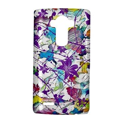 Lilac Lillys LG G4 Hardshell Case