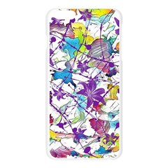 Lilac Lillys Apple Seamless iPhone 6 Plus/6S Plus Case (Transparent)